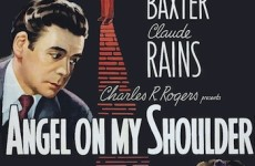Angel on My Shoulder - film poster