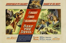 Beat the Devil 1953 film poster