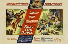 Beat the Devil 1953 film poster