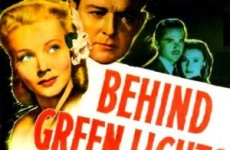 Behind Green Lights Film Poster
